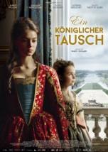 Filmplakat Ein königlicher Tausch - -L'échange des princesses - franz. OmU