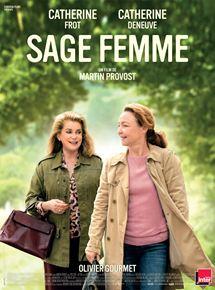 Filmplakat Ein Kuss von Beatrice - SAGE FEMME - franz.OmU