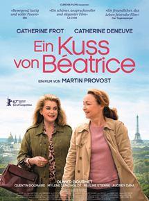 Filmplakat Ein Kuss von Beatrice