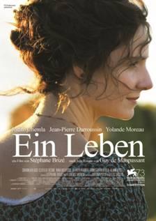 Filmplakat Ein Leben