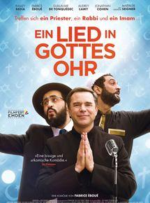Filmplakat Ein Lied in Gottes Ohr - franz OmU