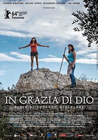 Filmplakat Ein neues Leben - IN GRAZIA DI DIO - ital. OmU