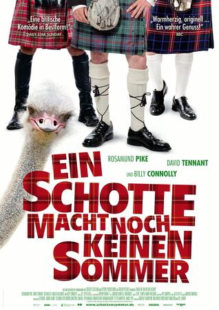 Filmplakat Ein Schotte macht noch keinen Sommer