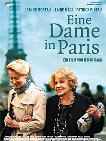 Filmplakat Eine Dame in Paris