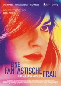 Filmplakat Eine fantastische Frau