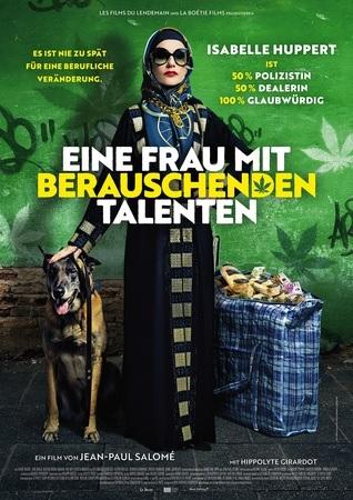 Filmplakat Eine Frau mit berauschenden Talenten