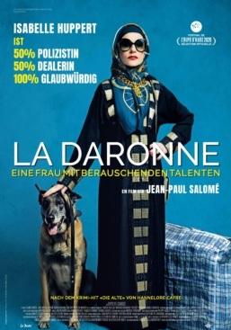 Filmplakat Eine Frau mit berauschenden Talenten - LA DARONNE - franz. OmU