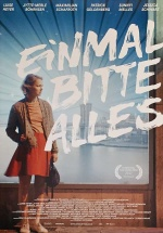 Filmplakat EINMAL BITTE ALLES