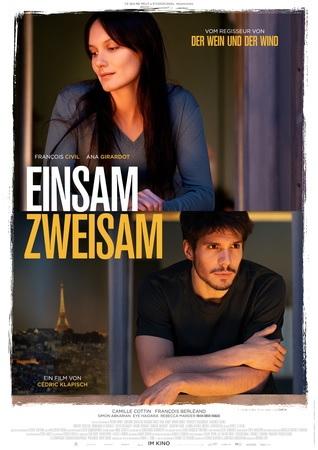 Filmplakat EINSAM ZWEISAM