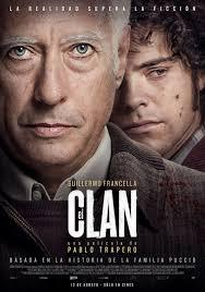 Filmplakat EL CLAN - La película - span. OmU