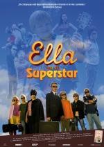 Filmplakat ELLA und der Superstar