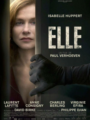 Filmplakat ELLE