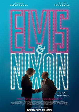 Filmplakat Elvis & Nixon