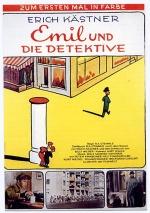 Filmplakat Emil und die Detektive - 1954