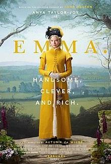 Filmplakat EMMA - engl. OmU