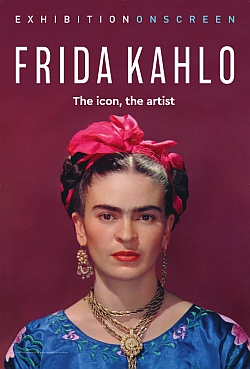 Filmplakat EXHIBITION ON SCREEN: Frida Kahlo - engl. OmU