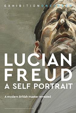 Filmplakat EXHIBITION ON SCREEN: Lucian Freud - Ein Selbstporträt - engl. OmU