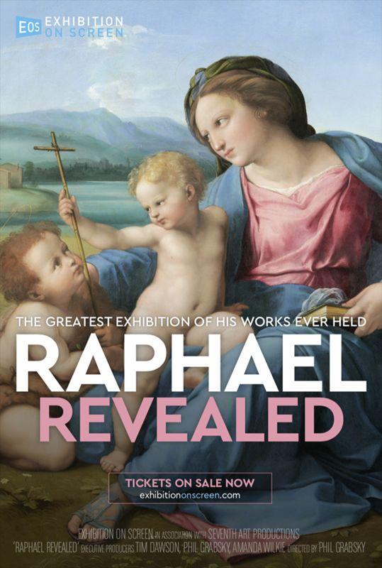 Filmplakat EXHIBITION ON SCREEN: Raphael Revealed