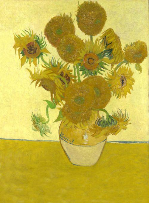 Filmplakat EXHIBITION ON SCREEN: Van Goghs Sonnenblumen