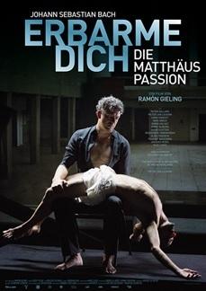 Filmplakat ERBARME DICH - DIE MATTHÄUS PASSION - niederl. OmU