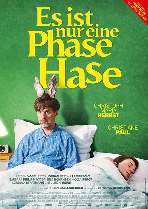 Filmplakat Es ist nur eine Phase, Hase!