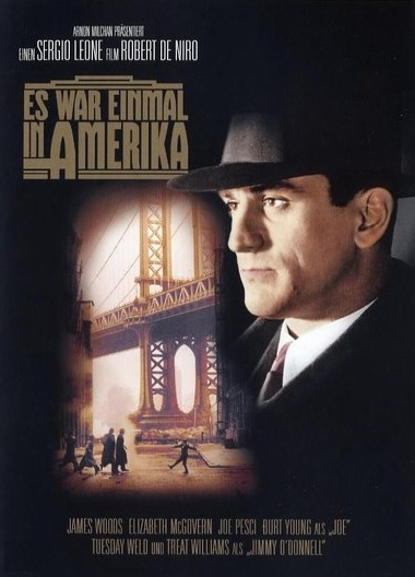 Filmplakat Es war einmal in Amerika