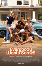 Filmplakat EVERYBODY WANTS SOME!! - engl. OmU
