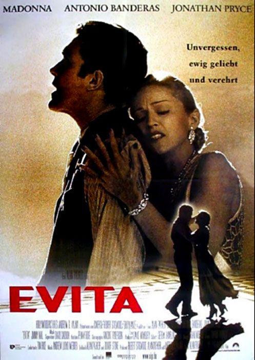 Filmplakat EVITA