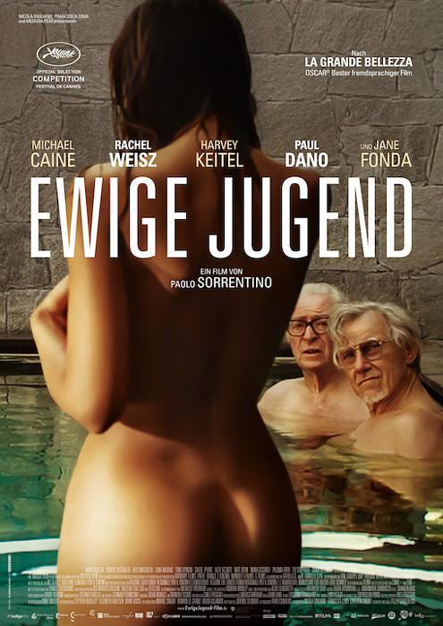 Filmplakat EWIGE JUGEND