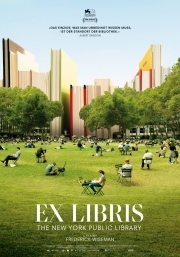 Filmplakat EX LIBRIS: The New York Public Library
