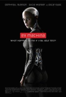 Filmplakat EX_MACHINA - engl. OmU