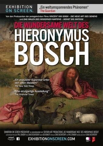 Filmplakat EXHIBITION ON SCREEN: Die wundersame Welt des Hieronymus Bosch - engl. OmU