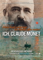 Filmplakat EXHIBITION ON SCREEN: Ich, Claude Monet - engl. OmU