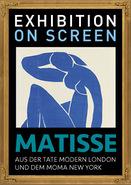 Filmplakat EXHIBITION ON SCREEN: Matisse von der Tate Modern und dem MoMa