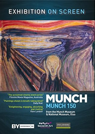 Filmplakat EXHIBITION ON SCREEN: Edvard Munch