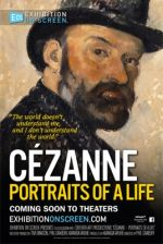 Filmplakat EXHIBITION ON SCREEN:  Cézanne - Portrait eines Lebens