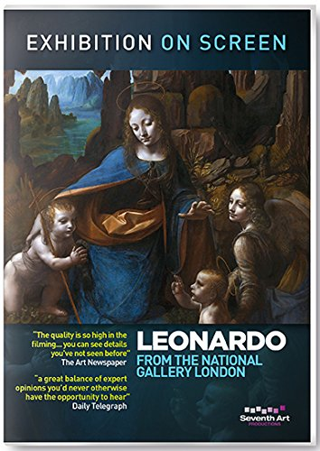 Filmplakat EXHIBITION ON SCREEN: Leonardo - engl. OmU