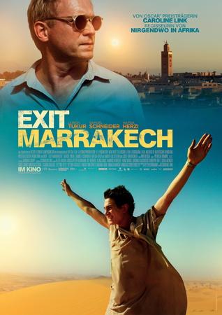 Filmplakat EXIT MARRAKECH
