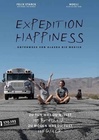 Filmplakat EXPEDITION HAPPINESS