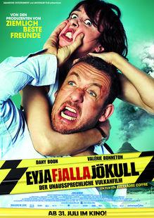 Filmplakat EYJAFJALLAJÖKULL - der unaussprechliche Vulkanfilm
