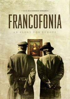 Filmplakat FRANCOFONIA - Der Louvre in den 40ern
