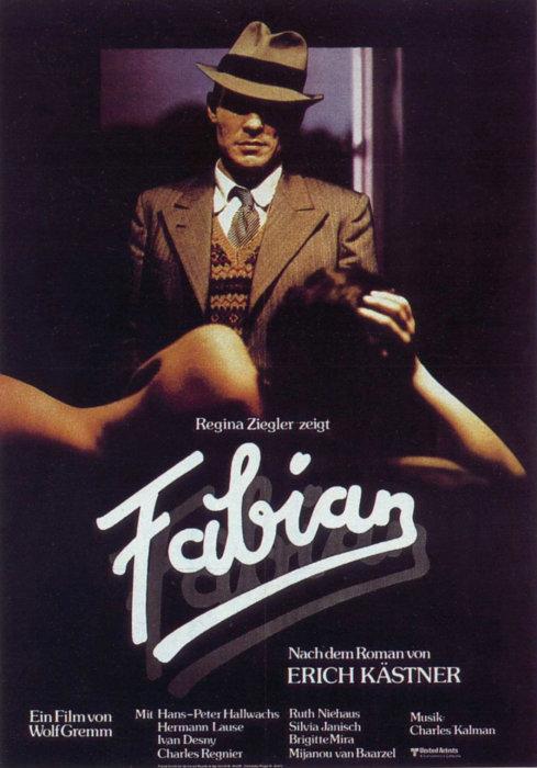 Filmplakat Fabian