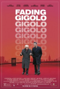 Filmplakat Plötzlich Gigolo - FADING GIGOLO - engl. OmU