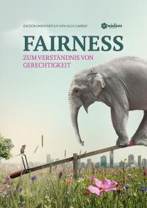 Filmplakat FAIRNESS - Zum Verständnis von Gerechtigkeit OmU