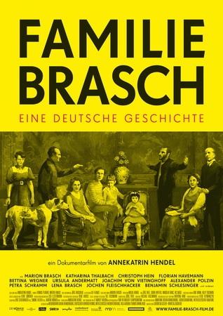 Filmplakat FAMILIE BRASCH - Eine deutsche Geschichte