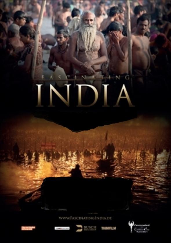 Filmplakat FASCINATING INDIA