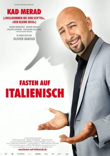 Filmplakat Fasten auf Italienisch - L'ITALIEN - franz. OmU
