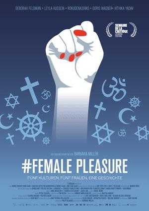 Filmplakat FEMALE PLEASURE
