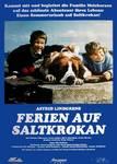 Filmplakat Ferien auf Saltkrokan