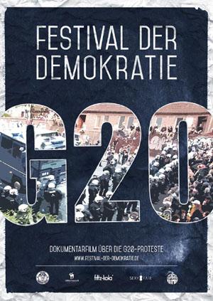 Filmplakat Festival der Demokratie